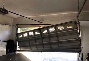 Garage Door Off Track In Rheem CA